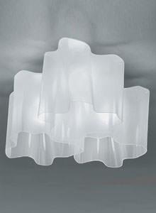 Artemide Logico Triple Nested Modern Ceiling Lamp Stardust