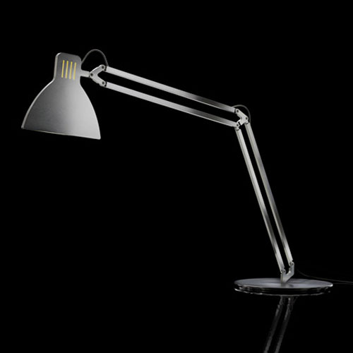 ingo maurer looksoflat modern table lamp stardust. Black Bedroom Furniture Sets. Home Design Ideas