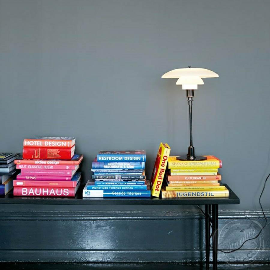 Beste PH 3|2 Modern Glass Table Lamp by Louis Poulsen | STARDUST YI-75