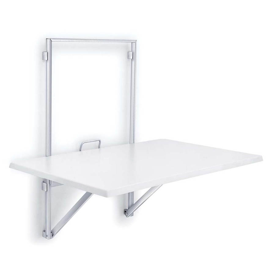 Clino Wall Mounted Drop Leaf Folding Table Magis