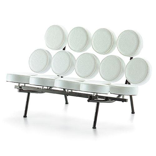 Vitra Miniature 5 25 Inch Marshmallow Sofa