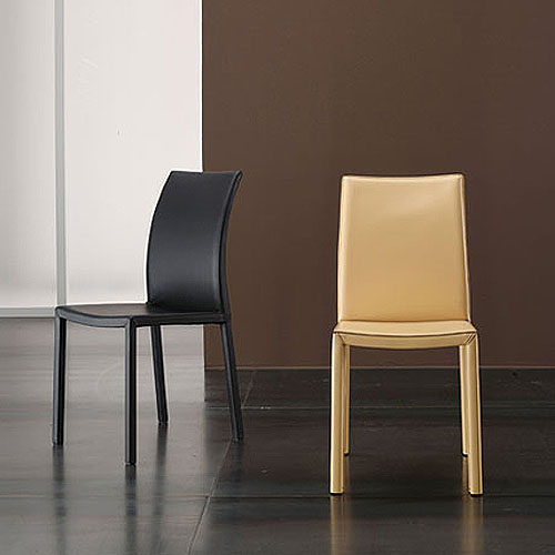 Bonaldo Marta Modern Dining Chair By James Bronte