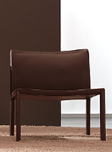 bonaldo marten modern lounge chair by james bronte