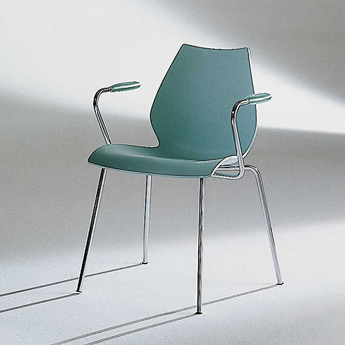 maui modern armchair by kartell