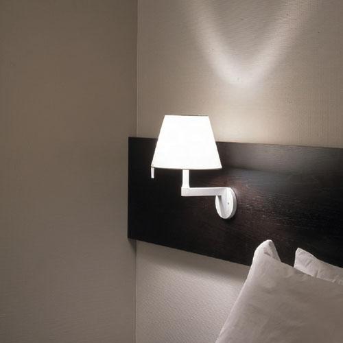 Artemide melampo mini wall lamp by adrien gardere stardust artemide melampo mini wall mozeypictures Gallery