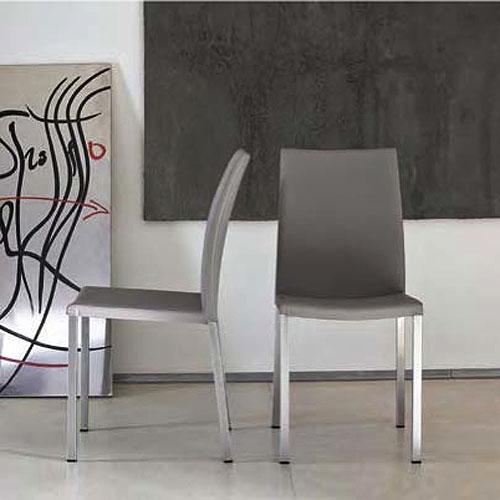 Bonaldo Mery Modern Dining Chair by James Bronte Stardust