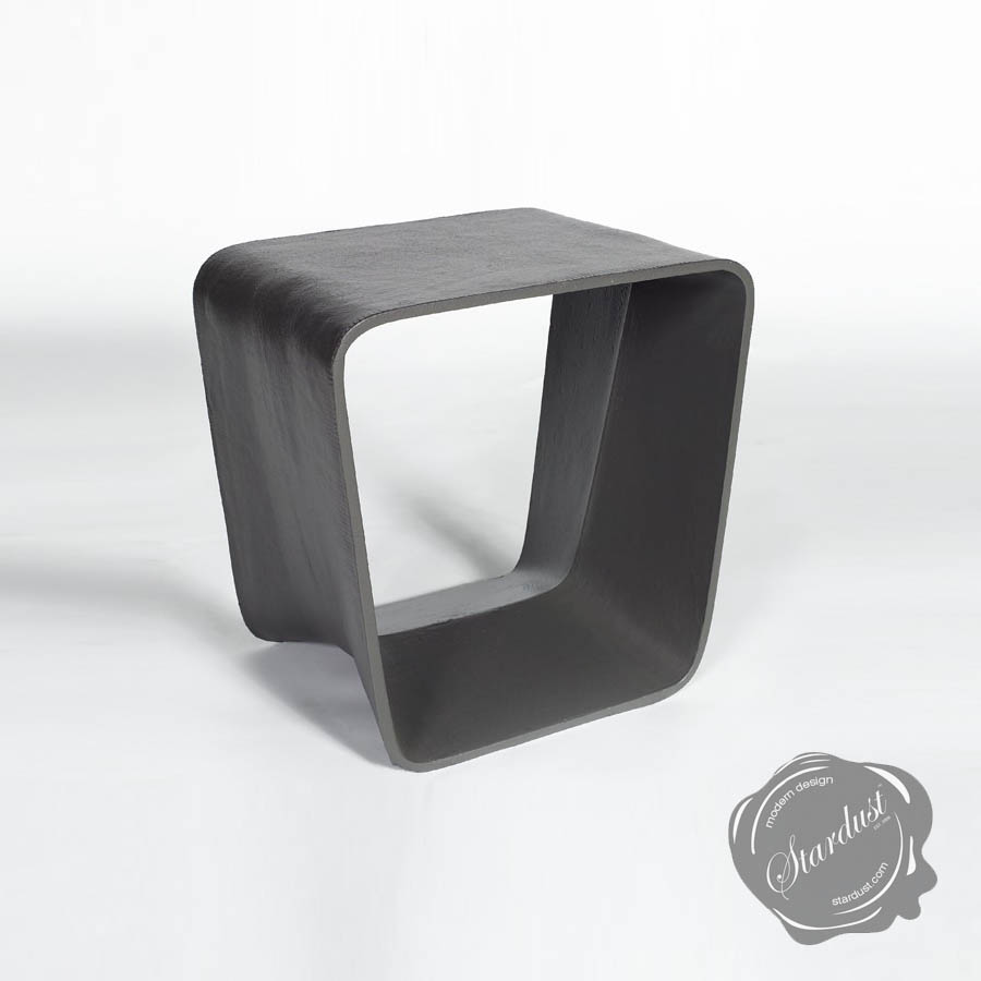 ECAL Mid Century Modern Outdoor Chair   Garden Stool