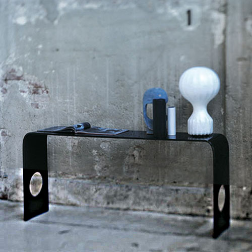 Glass Hall Table glas italia ming glass hall console tablepiero lissoni | stardust