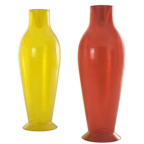 philippe starck miss flower power vase for kartell. Black Bedroom Furniture Sets. Home Design Ideas