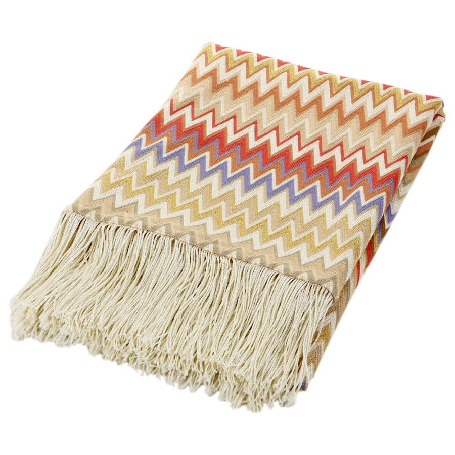 missoni home margot throw  in a soft color palette  stardust - missoni home margot throw  in a soft color palette