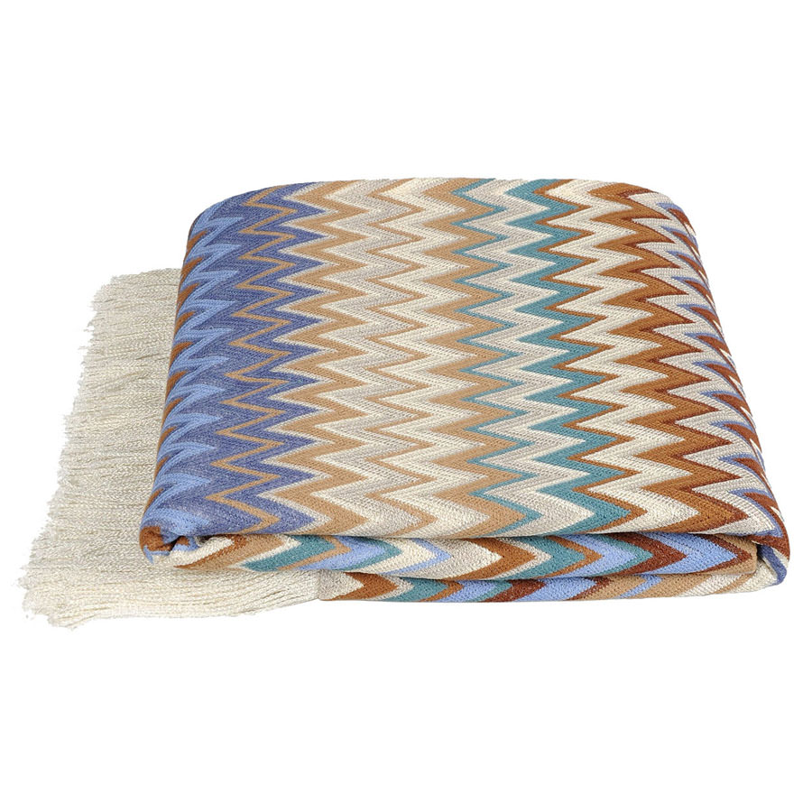 margot throw  by missoni home  (open box) floor sample sale  - margot throw  by missoni home