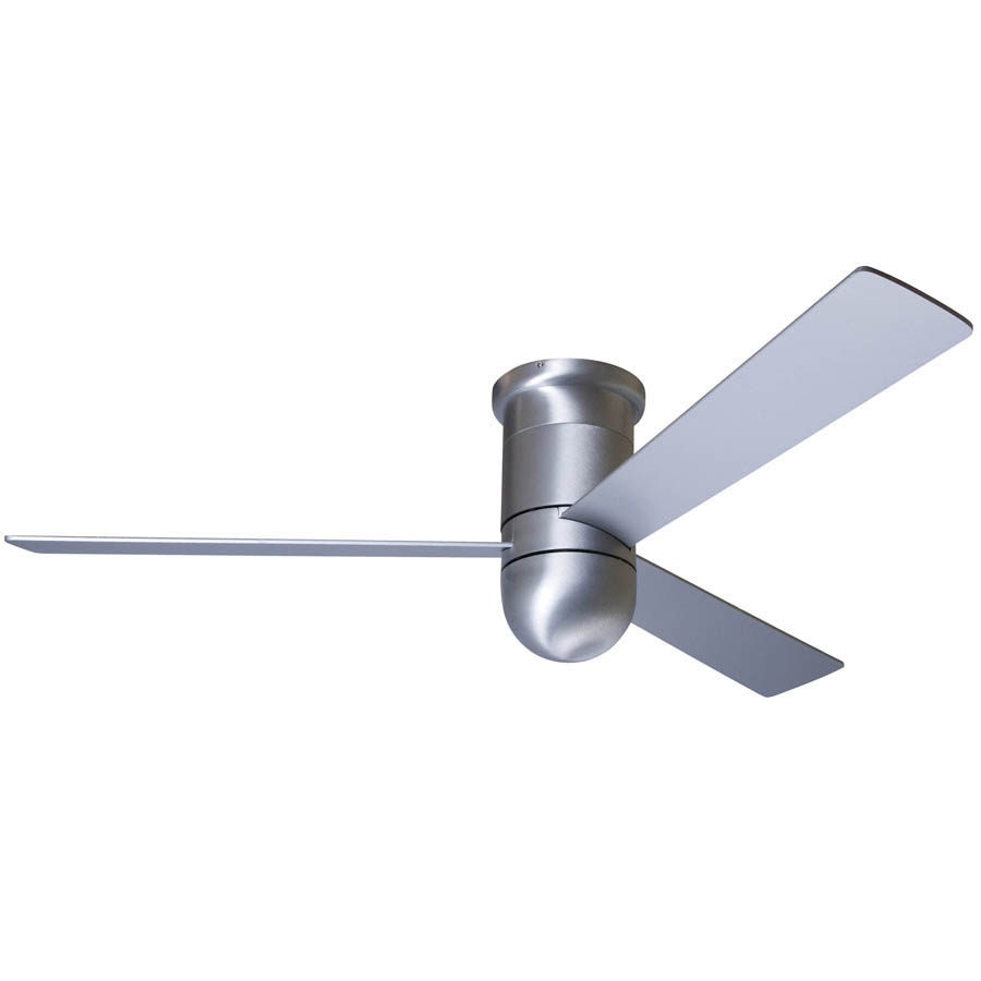 Cirrus hugger flush mount ceiling fan by the modern fan company mozeypictures Choice Image