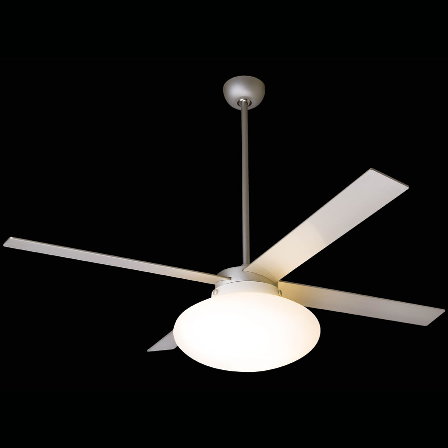 Cloud ceiling fan aluminum with light the modern fan company cloud ceiling fan by the modern aloadofball Gallery
