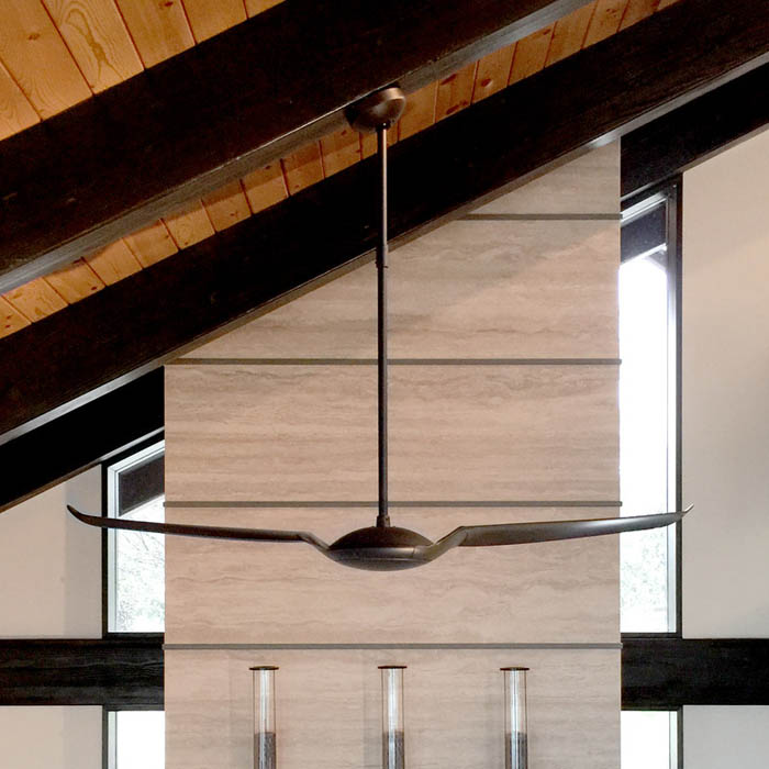 Vaulted Sloped Ceiling Adapter For Modern Fan Company Ceiling Fans