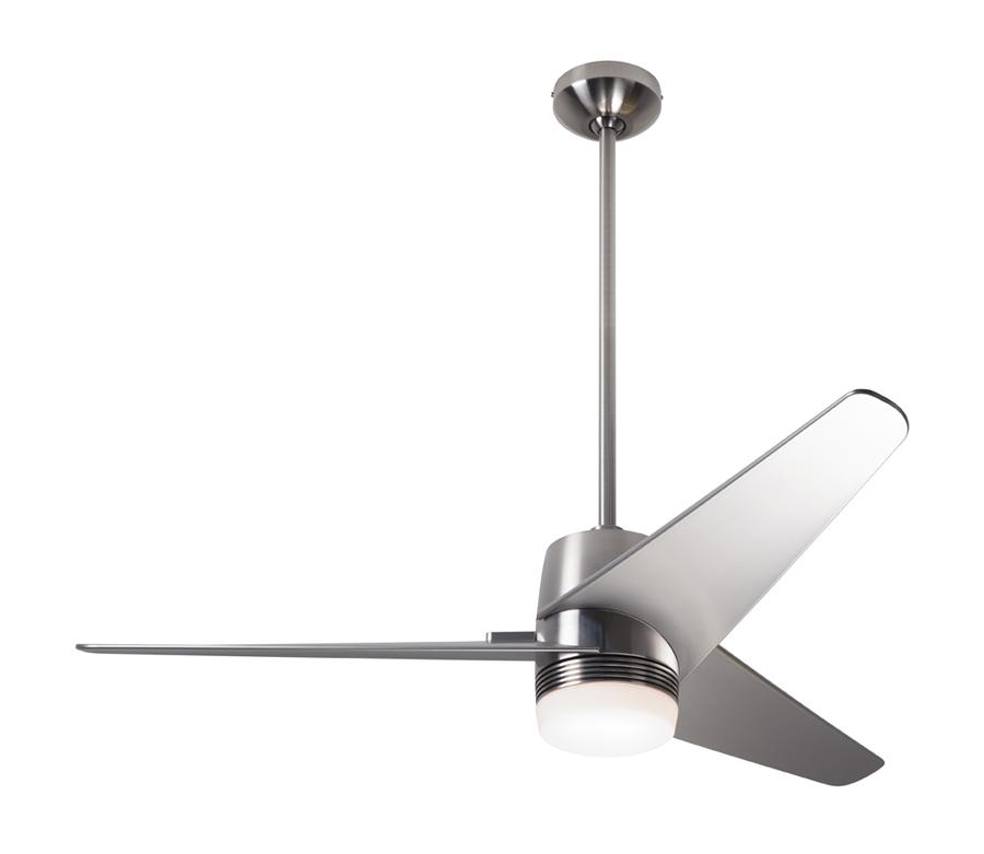 Velo ceiling fan by modern fan company stardust velo ceiling fan aloadofball Choice Image