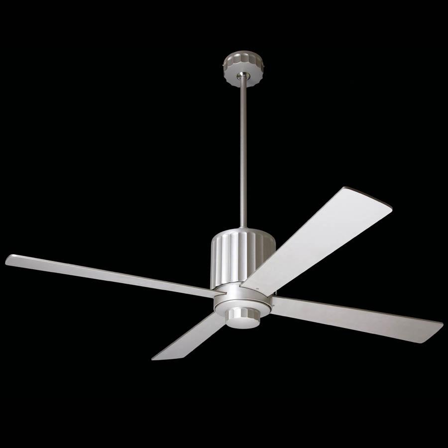 Flute ceiling fan by modern fan company stardust flute ceiling fan by the modern aloadofball Images