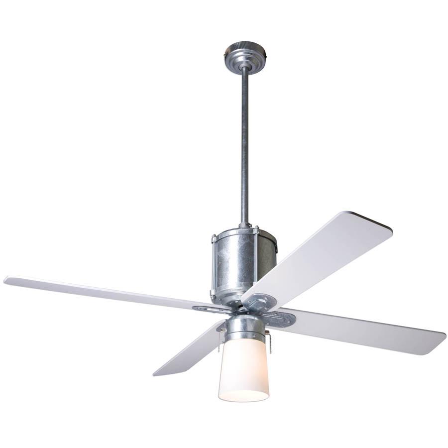 Modern Fan With Light Part - 44: Industry Ceiling Fan By The Modern ...