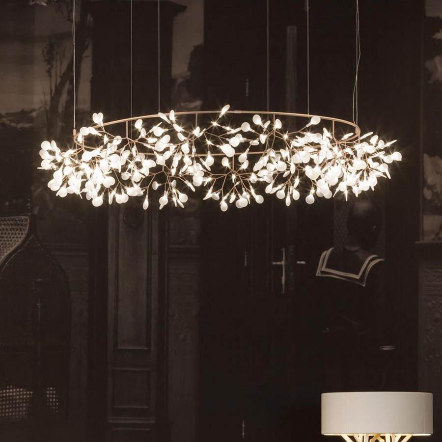 heracleum big o moooi heracleum big o chandeliers moooi lighting
