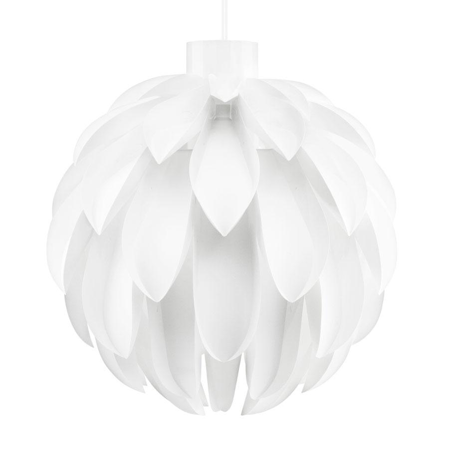 Normann copenhagen norm 12 modern white diy pendant lamp kit stardust close aloadofball Choice Image