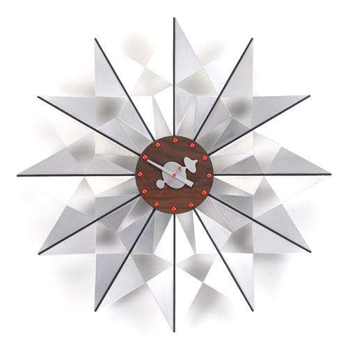 Vitra Flock Of Butterflies Modern Wall Clock Stardust
