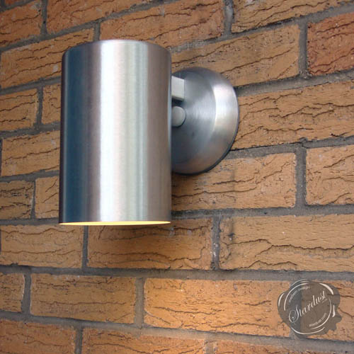 Modern Architectural Outdoor Wall Sconce Stardust