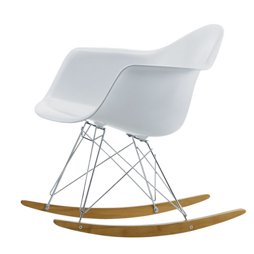 vitra miniature rar rocking chair by charles and ray eames. Black Bedroom Furniture Sets. Home Design Ideas