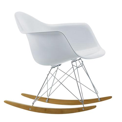 miniature eames rar rocking chair