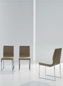 Bonaldo Raja Modern Dining Chair By Mario Mazzer Stardust