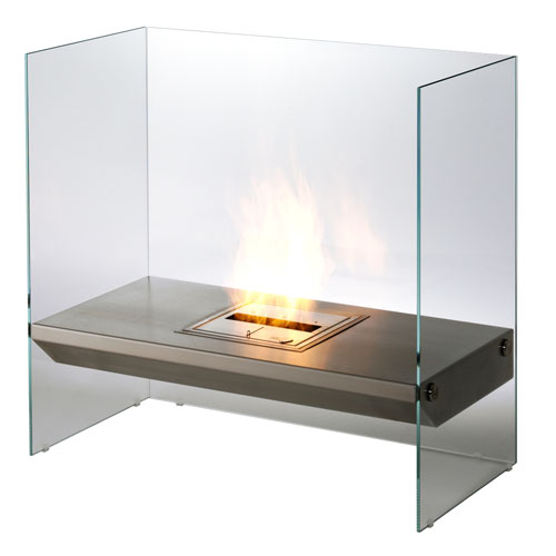 Genial EcoSmart Fire: Igloo Modern Ventless Designer Fireplace