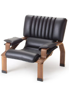 B-Line Colombo Superleggera Relax Chair by Joe Colombo