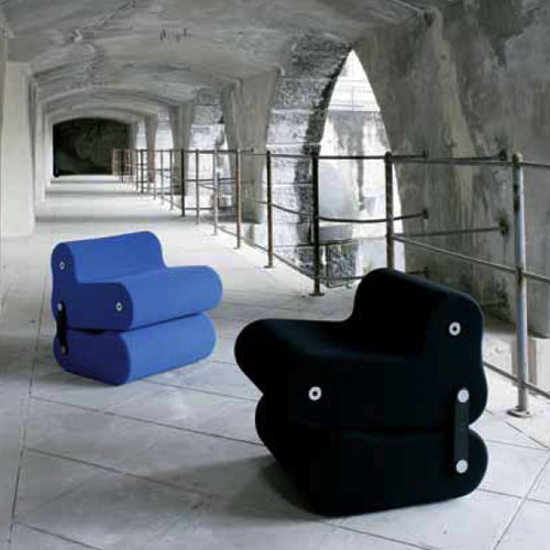 B Line Colombo Modern Multi Chair By Joe Colombo Stardust