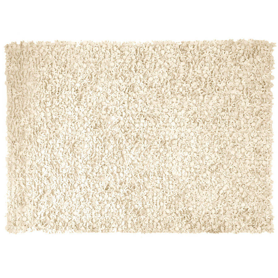 Nanimarquina Little Field Of Flowers Rug In Cream Beige Ivory
