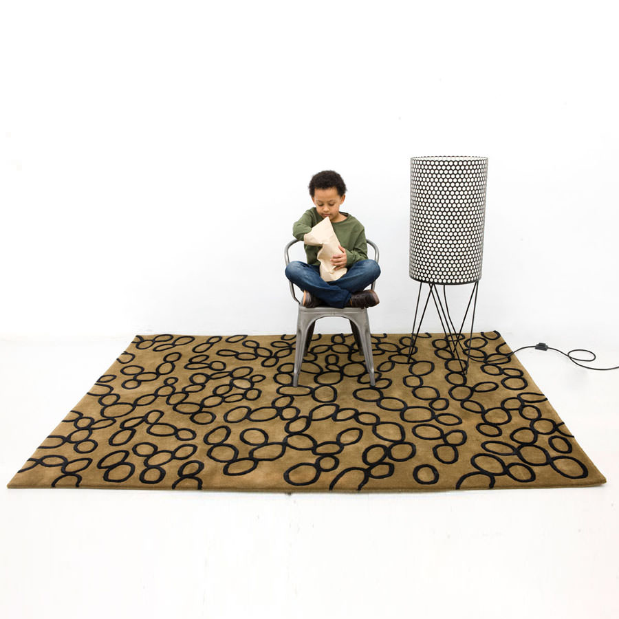 nanimarquina ovo rug by nani marquina  stardust - nanimarquina