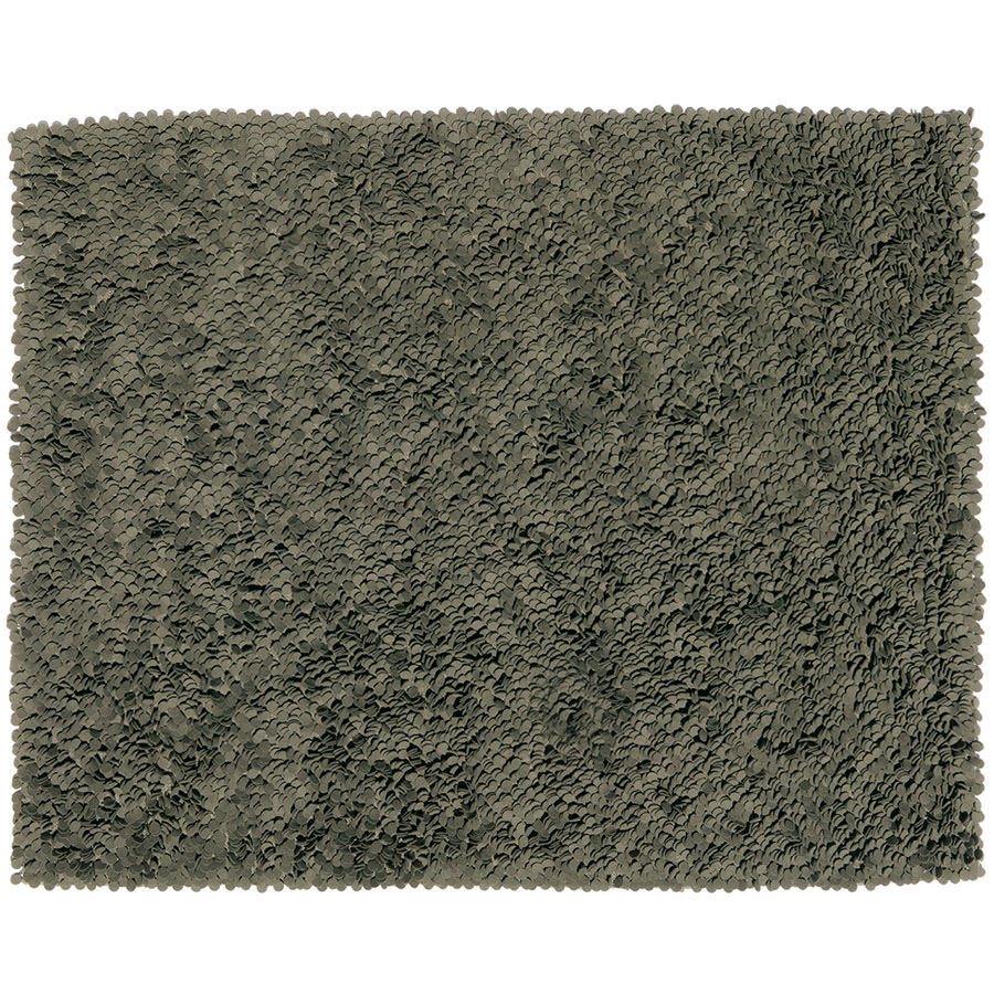 Nanimarquina Roses Rug High Pile Felt Area Rug In Grey