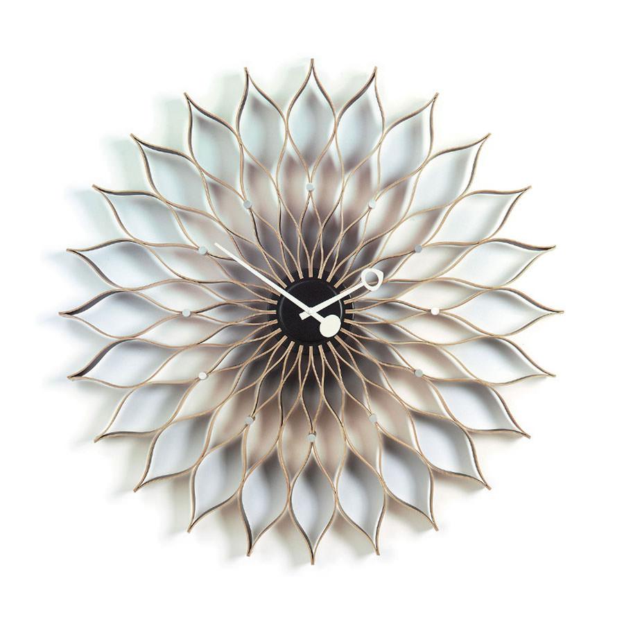 George Nelson Sunflower Clock ... Design