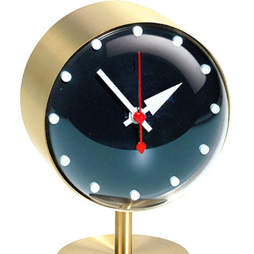 Lovely Vitra Night Table Clock By George Nelson