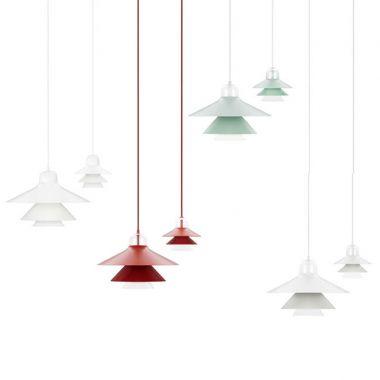 Ikono Modern Danish Pendant Light