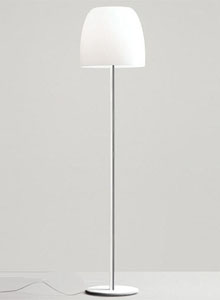 prandina notte modern floor lamp