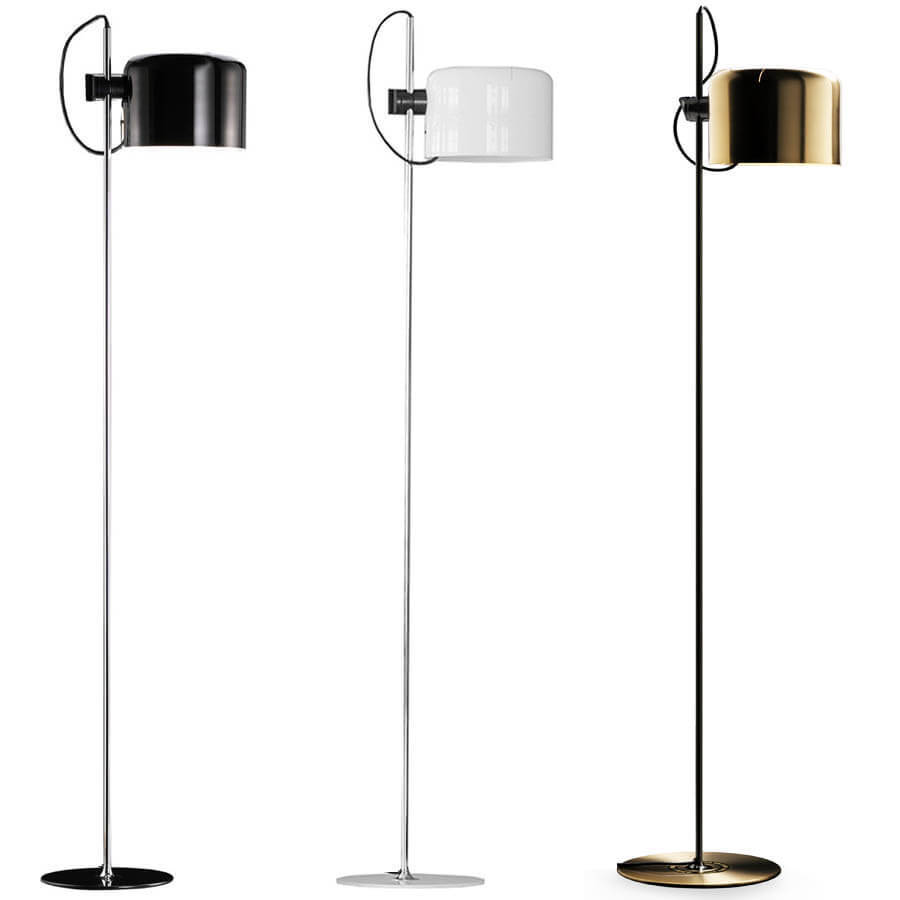 Coupe 174 Floor Lamp Stardust