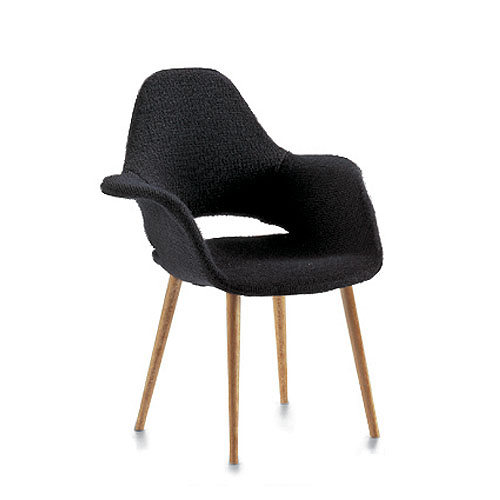 Vitra miniature organic chair by eames and saarinen stardust for Mini eames lounge chair