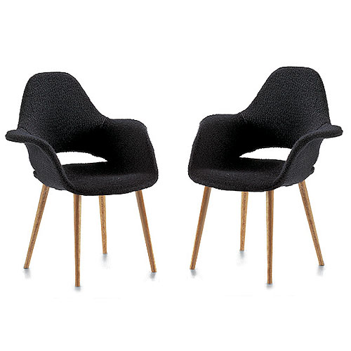 Vitra Miniature Organic Chair By Eames And Saarinen Stardust