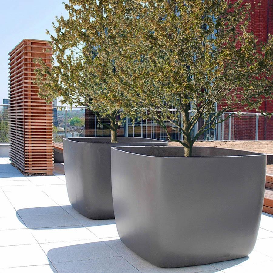 Commercial Grade Outdoor Planters