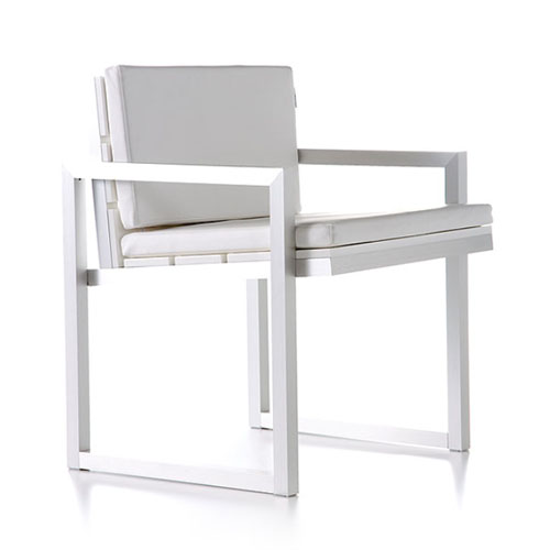 Bon Gandia Blasco Saler Silla Modern Outdoor Dining Chair
