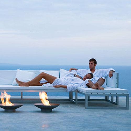 Gandia Blasco Saler Modular Sofa 2 Outdoor Lounge Furniture