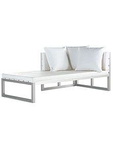 Gandia Blasco Saler Modular Sofa 2 Outdoor Lounge Furniture ...