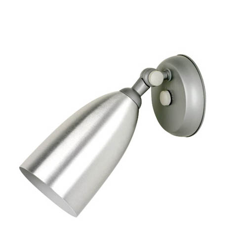 Modern Outdoor Single Bullet Wall Sconce | Stardust:Modern Outdoor Single Bullet Wall Sconce,Lighting