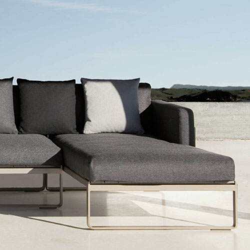 Gandia Blasco Flat Modern Outdoor Sofa Modular 2 | Stardust on daybed sofa, bed sofa, bedroom sofa, newton chaise sofa, modern chaise sofa, benches high back sofa, modular lounge sofa, double chaise sofa, curved sofa, sectional sofa, furniture sofa, ottoman sofa, ikea dark grey sofa, fainting sofa, low-back sofa, small blue sofa, floor lounger sofa, sleeper sofa, sleep lounge sofa, conventional sofa,