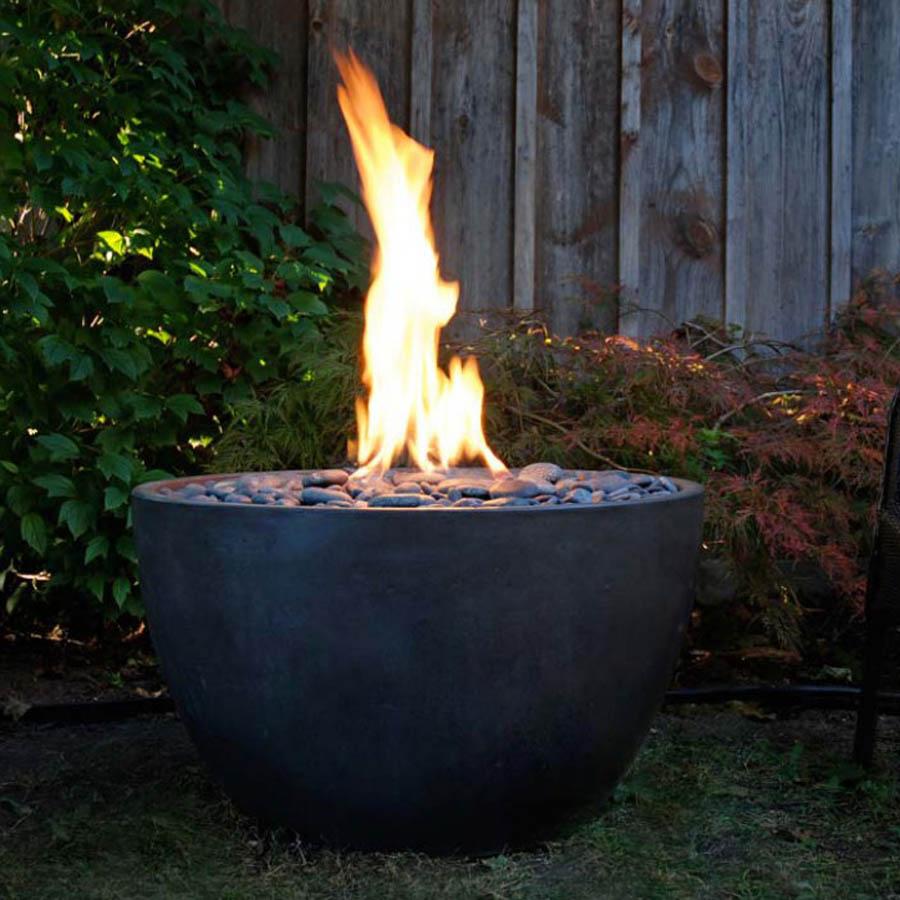 Paloform Soba Modern Round Outdoor Fire Pit