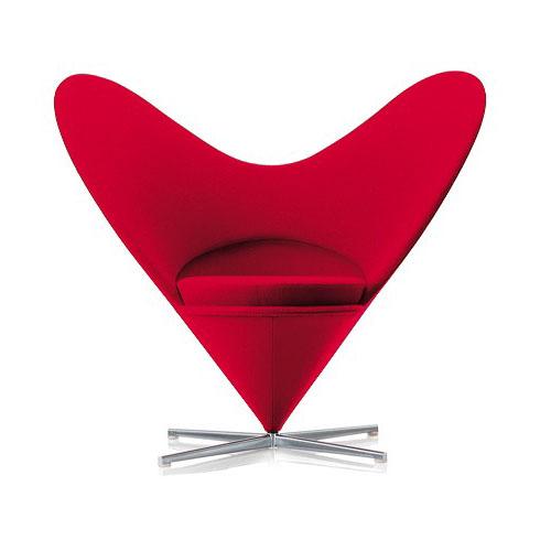 Missoni Home Mini Armchair Gravita: Vitra Miniature Heart Cone Chair By Verner Panton