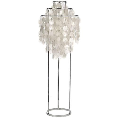 Marvelous Verner Panton Fun 1STM Floor Lamp